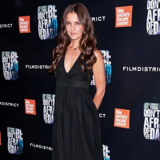 Katie Holmes in New York Premiere of Don't Be Afraid of the Dark - Arrivals