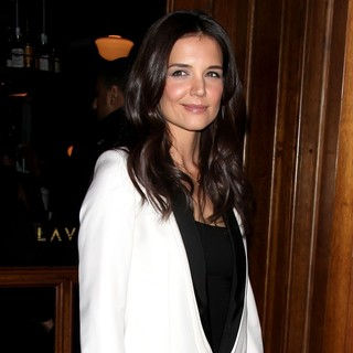 Katie Holmes in The Premiere of The Short Film The Decision - Arrivals
