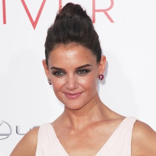 Katie Holmes - Premiere Screening The Giver