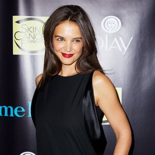 Katie Holmes - The Skin Cancer Foundation Gala