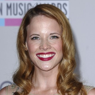 Katie Leclerc in 2011 American Music Awards - Arrivals - katie-leclerc-2011-american-music-awards-01