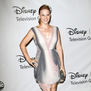 Katie Leclerc in 2011 Disney ABC Television Group Host Summer Press Tour - katie-leclerc-2011-disney-abc-summer-press-tour-03