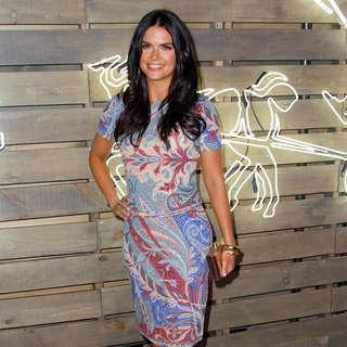 Katie Lee in Coach, Inc and Friends of The High Line Present The Fourth Annual Summer Party on The High Line