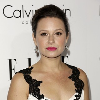 Katie Lowes in ELLE 20th Annual Women in Hollywood Celebration