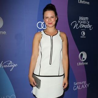 Katie Lowes in Variety's 5th Annual Power of Women Event