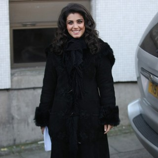 Katie Melua at The ITV Studios