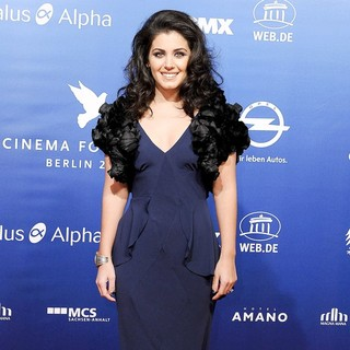 Katie Melua in The Cinema for Peace Gala
