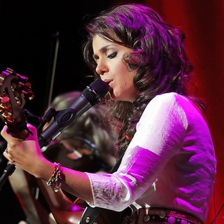 Katie Melua Performing