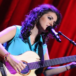 Katie Melua in Katie Melua Performs During A Sold Out Concert