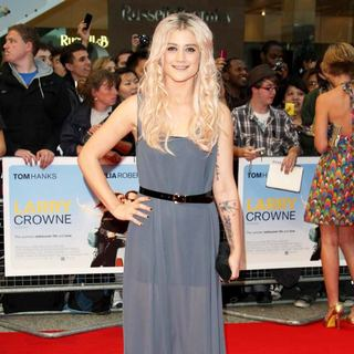 Katie Waissel in Larry Crowne UK Premiere - Arrivals