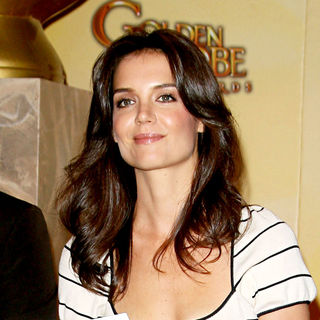 Katie Holmes in 68th Annual Golden Globe Nomination Announcement