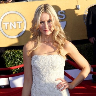 Katrina Bowden in The 18th Annual Screen Actors Guild Awards - Arrivals - katrina-bowden-18th-annual-screen-actors-guild-awards-02