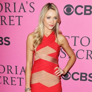 Katrina Bowden in The 2012 Victoria's Secret Fashion Show