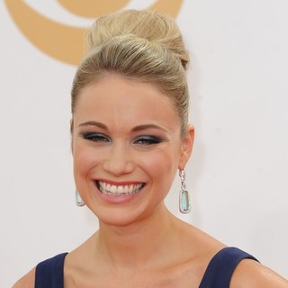 Katrina Bowden in 65th Annual Primetime Emmy Awards - Arrivals