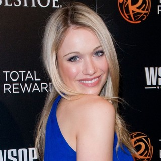 Katrina Bowden in Escape to Total Rewards Los Angeles