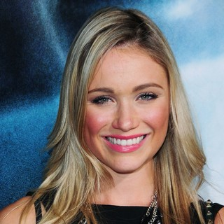 Katrina Bowden in New York Premiere of Gravity - Arrivals
