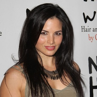 Katrina Law in NOH8 Celebrity Studded 4th Anniversary Party - Arrivals