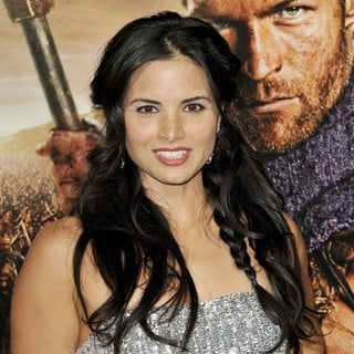 Katrina Law in U.S. Premiere Screening of Spartacus: War of the Damned