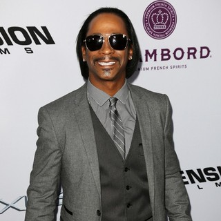 Katt Williams - Los Angeles Premiere of Scary Movie 5