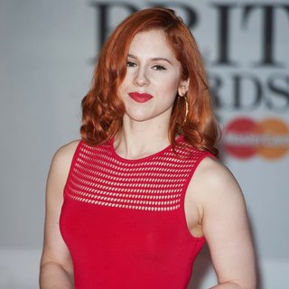 Katy B in The Brit Awards 2014 - Arrivals - katy-b-brit-awards-2014-01