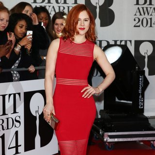 Katy B in The Brit Awards 2014 - Arrivals - katy-b-brit-awards-2014-03