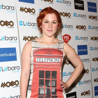 Katy B in The MOBO Awards 2011 - Press Room - katy-b-mobo-awards-2011-press-room-01