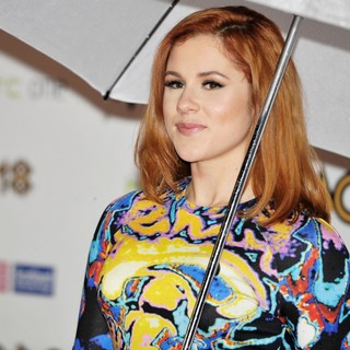 Katy B in The MOBO Awards 2013 - Arrivals - katy-b-mobo-awards-2013-01