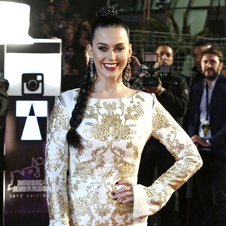 Katy Perry in The 15th NRJ Music Awards - Arrivals
