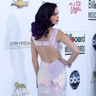Katy Perry in 2012 Billboard Music Awards - Arrivals