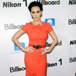 Katy Perry in 2012 Billboard Women in Music Luncheon - Arrivals