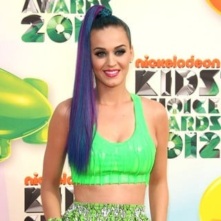 Katy Perry in 2012 Kids' Choice Awards - Arrivals
