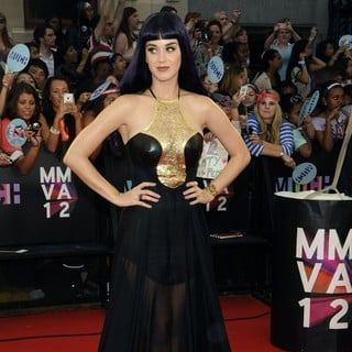 Katy Perry in 2012 MuchMusic Video Awards - Arrivals