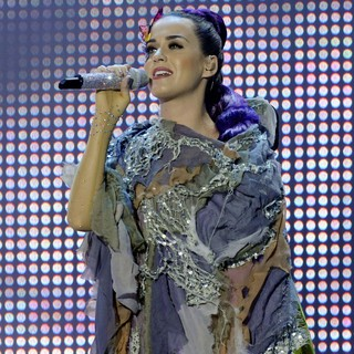 Katy Perry in 2012 MuchMusic Video Awards - Show