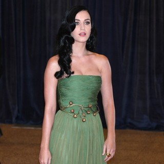 Katy Perry in 2013 White House Correspondents' Association Dinner - Arrivals