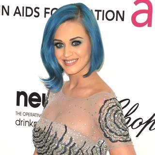 Katy Perry in The 20th Annual Elton John AIDS Foundation's Oscar Viewing Party - Arrivals