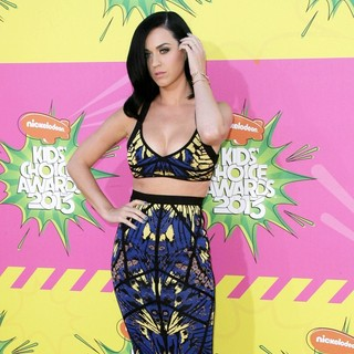 Katy Perry in Nickelodeon's 26th Annual Kids' Choice Awards - Arrivals