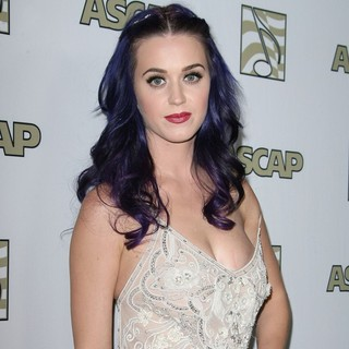 Katy Perry in 29th Annual ASCAP Pop Music Awards