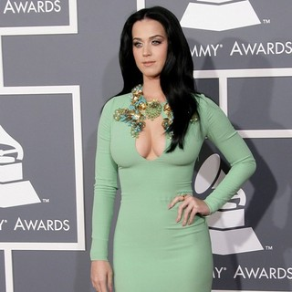 Katy Perry in 55th Annual GRAMMY Awards - Arrivals