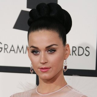 Katy Perry - The 56th Annual GRAMMY Awards - Arrivals