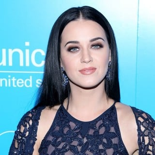 Katy Perry in 8th Annual UNICEF Snowflake Ball