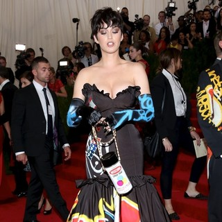 Katy Perry - China: Through The Looking Glass Costume Institute Benefit Gala - Red Carpet Arrivals
