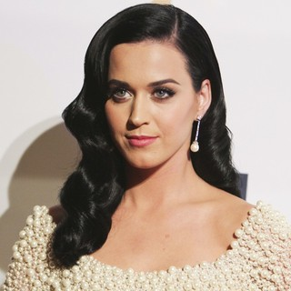 Katy Perry in Clive Davis and The Recording Academy's 2013 Pre-Grammy Gala and Salute to Industry Icons