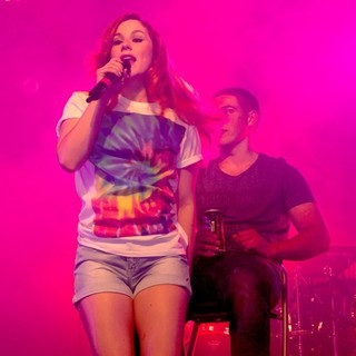 Katy B in Leeds Festival 2012 - Day Three