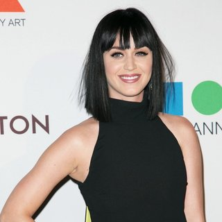 Katy Perry in MOCA's 35th Anniversary Gala Presented by Louis Vuitton