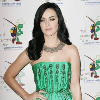 Katy Perry in A celebration of Carole King and Her Music to Benefit Paul Newman's The Painted Turtle Camp