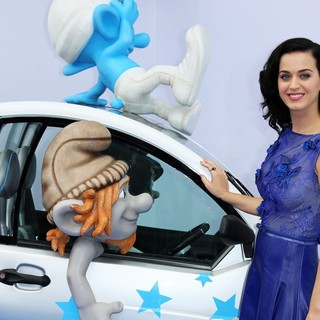 Katy Perry - The Los Angeles Premiere of The Smurfs 2 - Arrivals