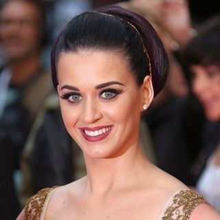 Katy Perry - UK Premiere of Katy Perry: Part of Me - Arrivals
