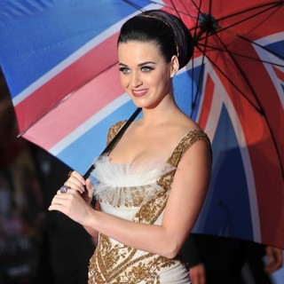 Katy Perry in UK Premiere of Katy Perry: Part of Me - Arrivals