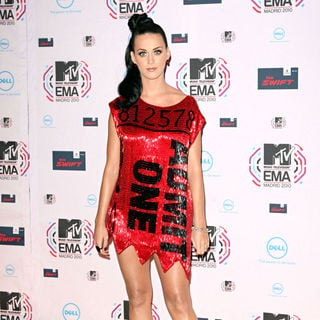 Katy Perry - MTV Europe Music Awards 2010 - Arrivals