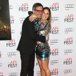 Robert Katz, Kate del Castillo in AFI FEST 2015 - Gala Screening of The 33 - Red Carpet Arrivals